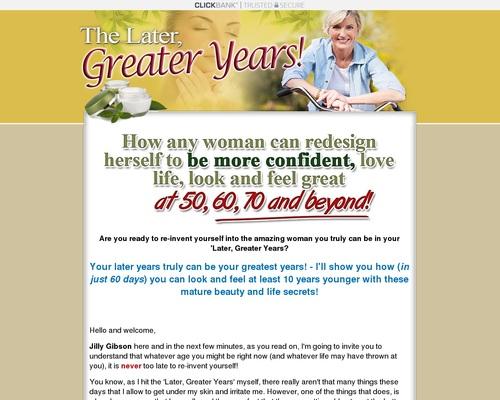 Rejuvenated Woman